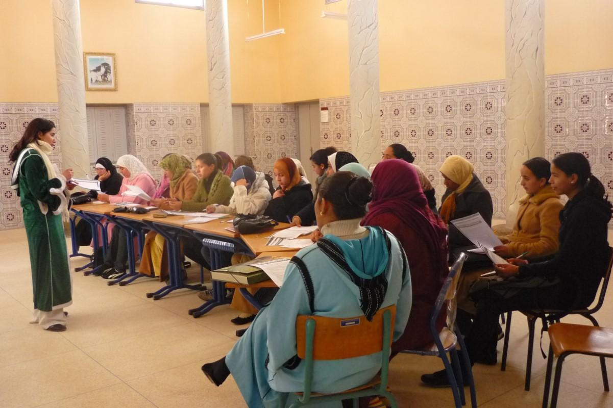 Mejorar la gobernanza y el desarrollo económico local de Mery