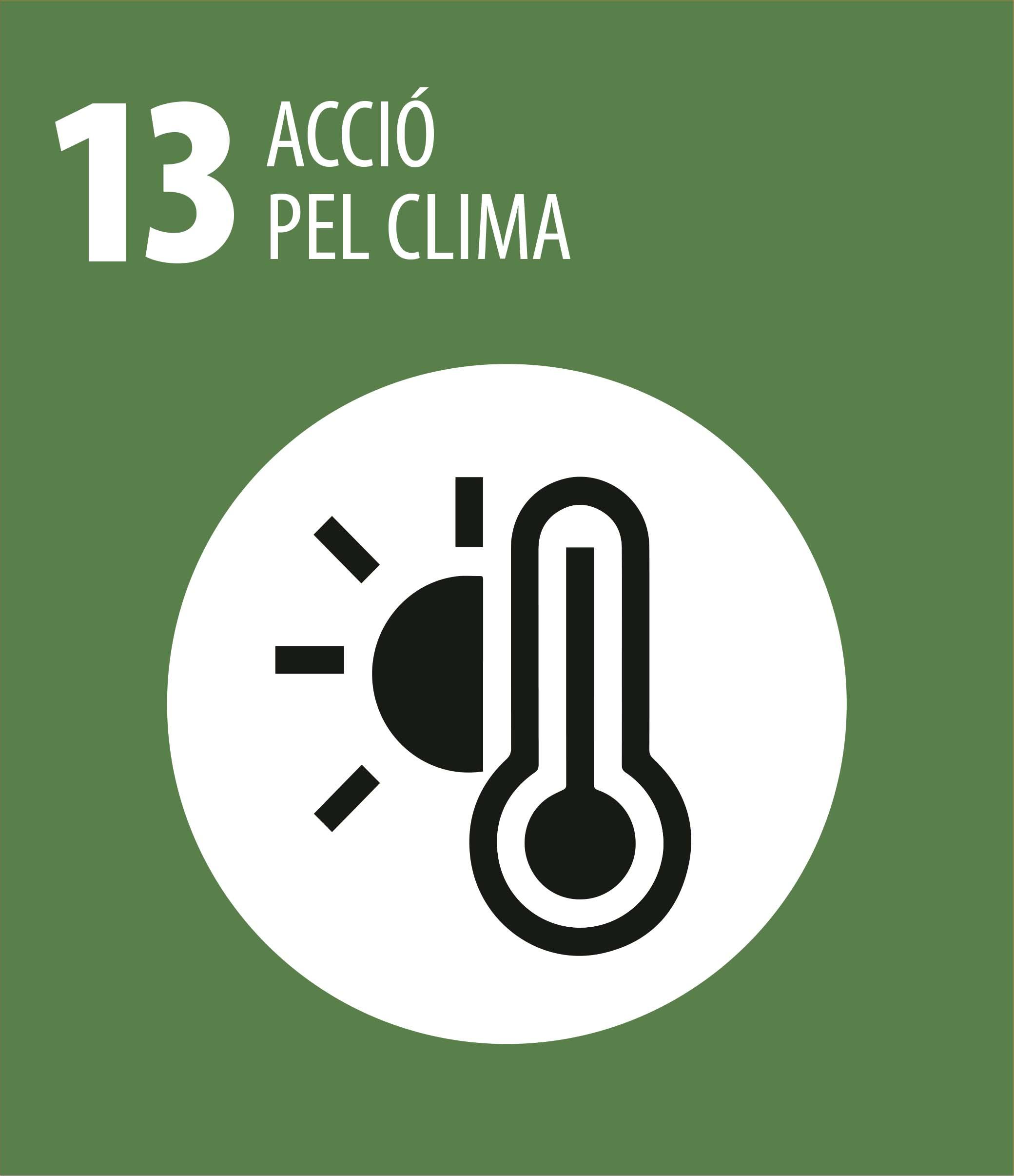 ODS 13 Accio pel clima