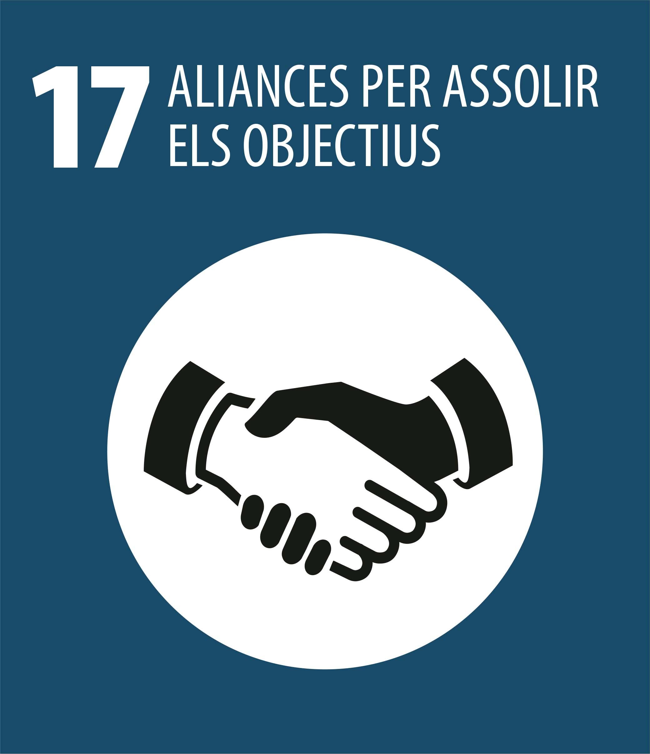 ODS 17 Aliances per assolir objectius