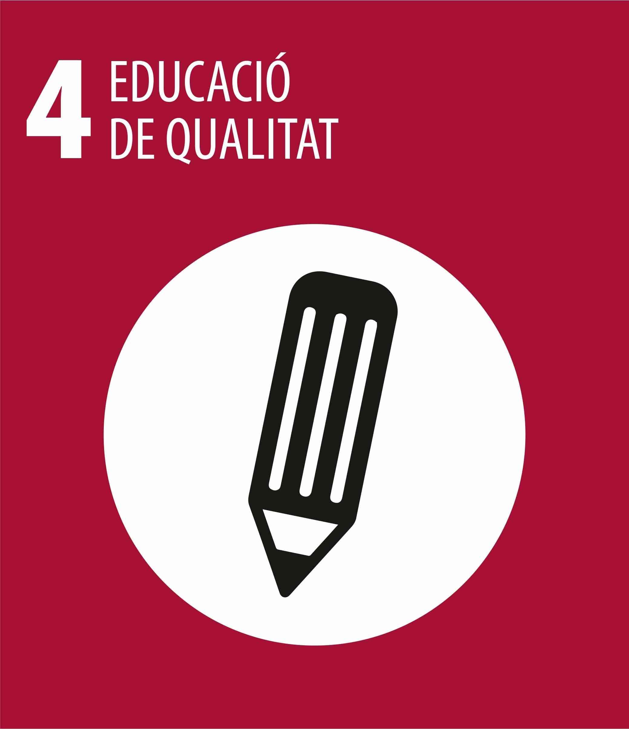 ODS 4 Educacio qualitat