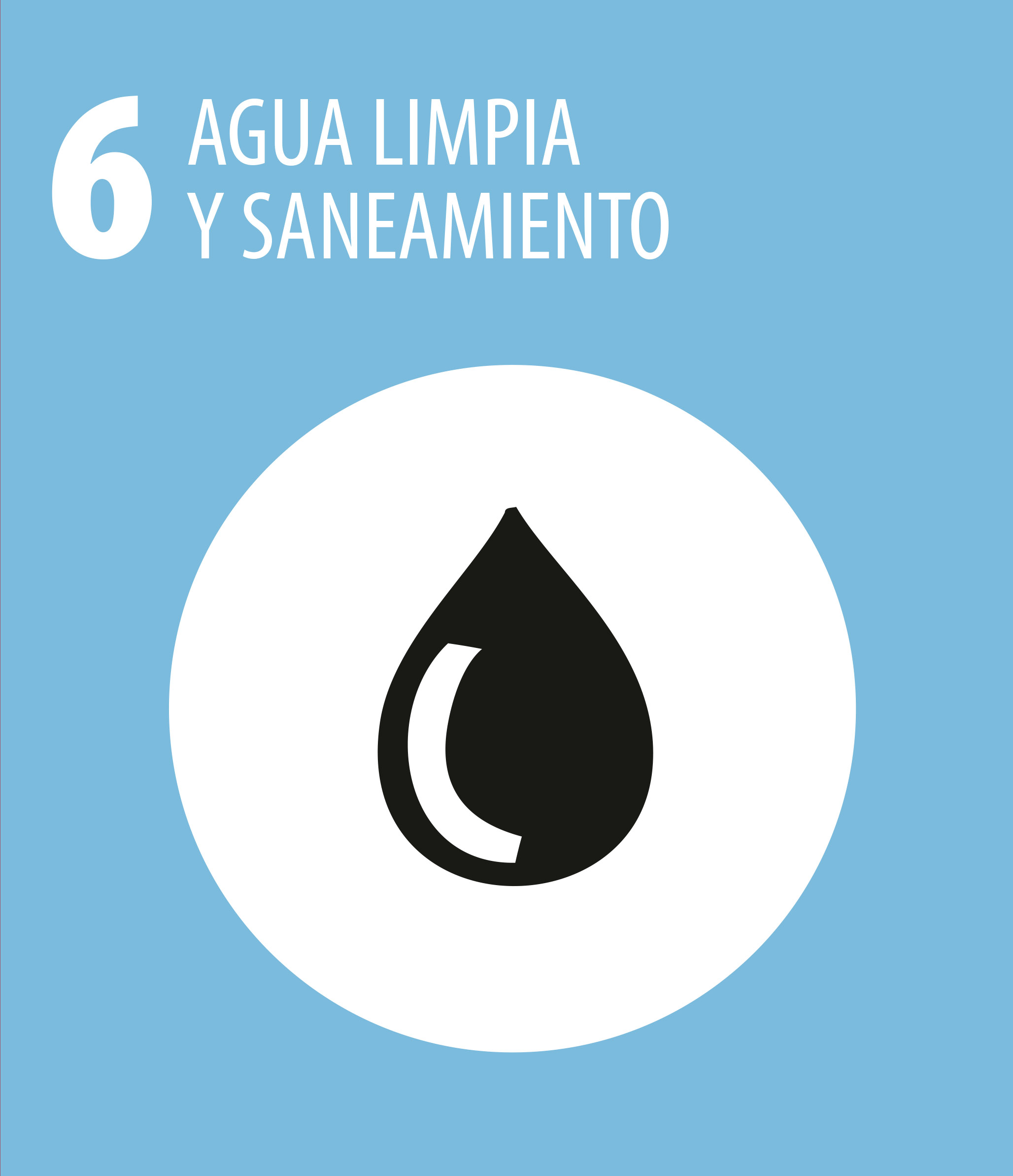 ODS 6 Agua limpia y saneamiento