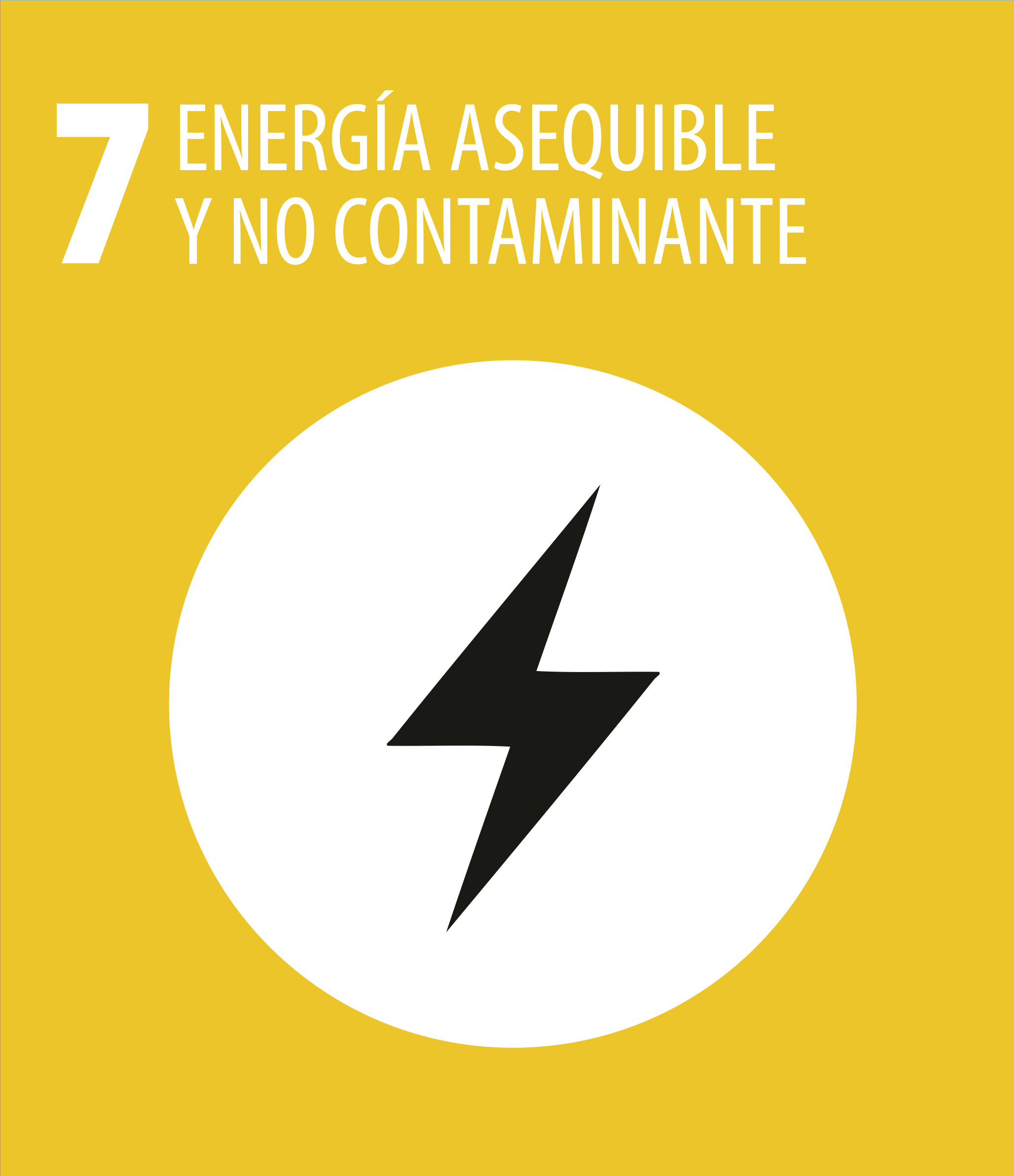 ODS 7 Energia asequible
