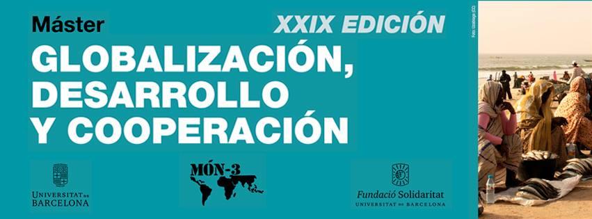 master cooperacion universidad de barcelona 2019